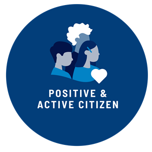 POSITIVE AND ACTIVE CITIZENS