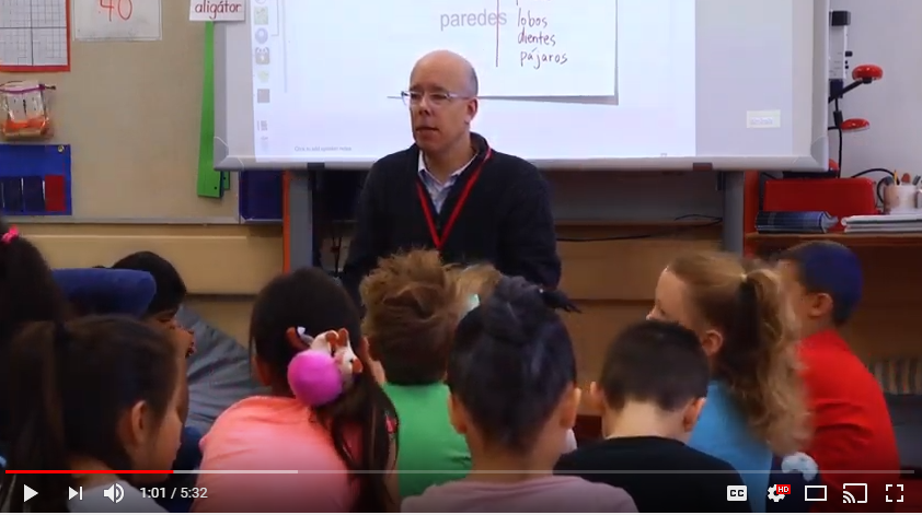 Video Update on D112 Core Language Arts